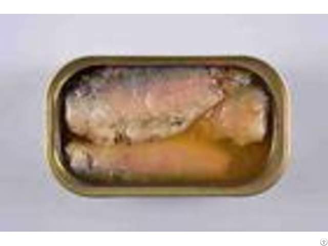 Low Sodium Canned Sardine Fish In Oil Salt Packed Sardines Fast Food