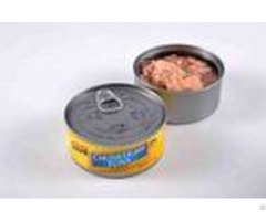 Iso Certification Healthiest Canned Tuna In Water High Temperature Sterilization