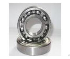 Deep Groove Chrome Steel Ball Bearings Rls16zz Size For Transport Vehicles