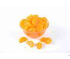 Nutritious Canned Mandarin Orange High Fiber Content Prevents Heart Disease