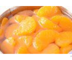 No Add Artificial Colors Canned Mandarin Orange Segments For Baking Cake