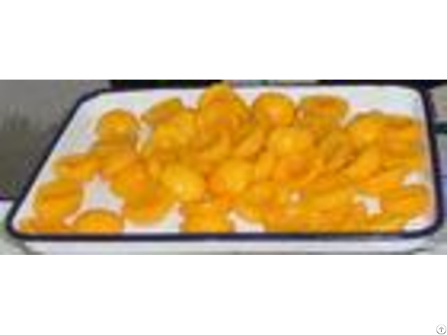 Safe New Season Canned Half Peaches In Heavy Syrup Tastes Juicy And Sweet