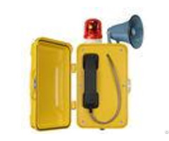 Moisture Resistant Sos Telephone Speed Dial With Broadcasting Function