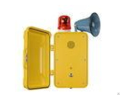 Mining Marine Voip Emergency Phone Hands Free Speed Dial With Broadcasting