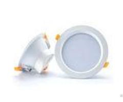 White 6 Inch Led Recessed Downlights Die Cast Aluminum 18watt Ac100v 230v