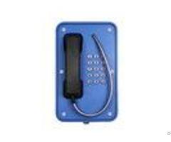 Anti Vandal Sos Industrial Voip Phone Waterproof With Rugged Aluminum Enclosure