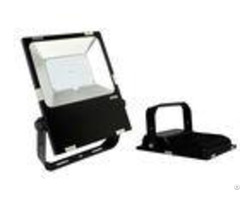 Ultra Slim 50w Dimmable Outdoor Led Flood Light Fixture Philips 3030smd Chips