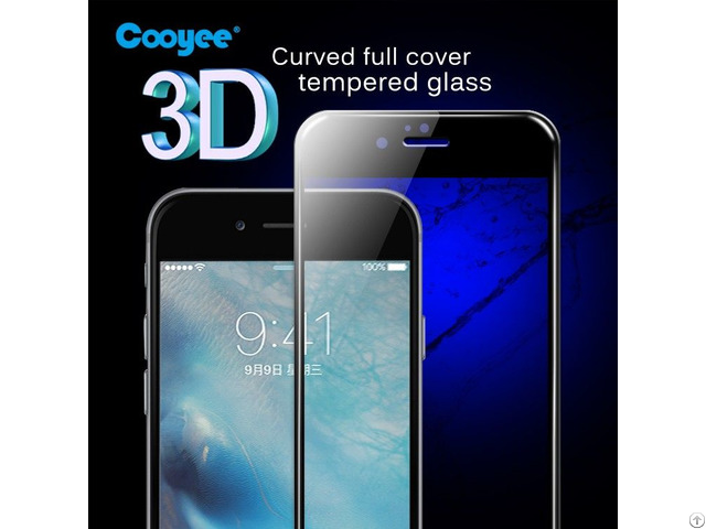 Wholesales Price 3d Fullcover 0 33mm 9h Anti Shock Tempered Glass Screen Protector For Iphone 6 6s