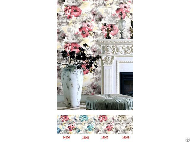 Uhome Pure Paper Material Wallpaper