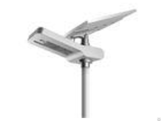 High Lumens Solar Power Street Light Polemotion Sersor Multi Angle Adjustable
