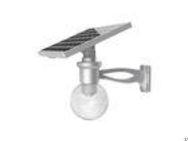 Energy Saving Solar Powered Led Street Light With Auto Intensity Controllithium Battery