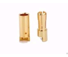 Brass Gold Plated 5 5mm Banana Plug From China