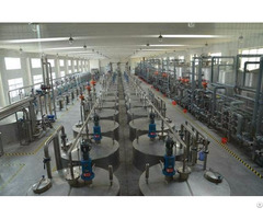 Chromatography Column Application In Fructose Production Line