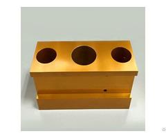 Aluminum Parts Anodic Oxidation Coated