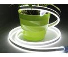 White Flexible Led Neon Tube Lighthigh Flexibility Water Uv Resistance