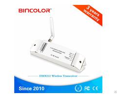 Dmx512 Wireless Transceceiver Bc 870