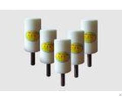 Operate Quietly Conveyor Nylon Guide Rollers Dia 89x190mm For Power Plant