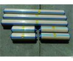 High Wear Conveyor Plastic Rollerssmall Power Consumption For Fertilizer Industry
