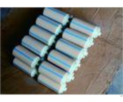 Troughing Steel Industrial Conveyor Rollers Carrying Roller With Long Service Life