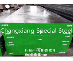 Forged Tool Die Mould Special Steel Wcl Flat Round Bar Forging