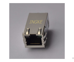 Ingke Ykku 8322nl 100% Cross Jk0 0136nl 1 Port Rj45 Jacks With Integrated Magnetics