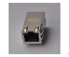 Ingke Ykku 8322nl 100% Cross Jk0 0136nl 1 Port Rj45 Jacks With Integrated Magnetics