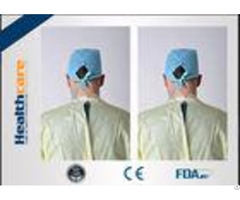 Antibacterial Disposable Protective Gowns Medical Apron Iso13485 Ce Approved