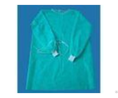 Waterproof Disposable Surgical Gowns Medical Garments For Surgery Operating