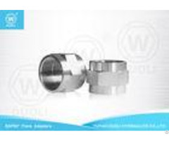 Bspt Female Thread Hex Nipple Pipe Fitting Hydraulic Industrial Tube Fittings Seamless