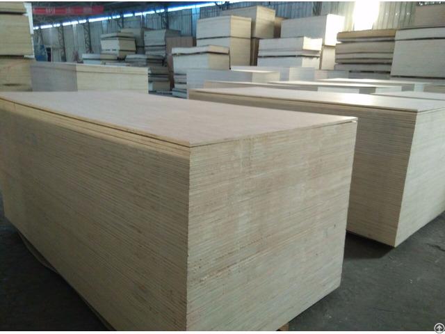18mm Full Pine Blockboard For Furniture