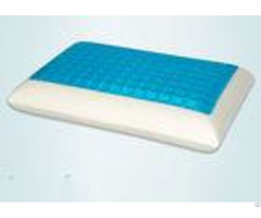 Gel Memory Foam Pillow Cooling Summer Private Label Odm Oem Acceptable