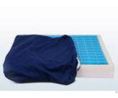 Compressible Proprietary Square Car Seat Cushion Coccyx Orthopedic For Yoga