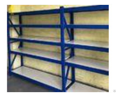 Steel Structure Assembly Warehouse Storage Racks Long Span Industrial Shelving