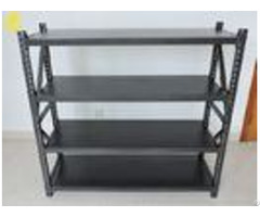Warehouse Storage Medium Duty Steel Rack For Home Industrials 100kg Layer Load
