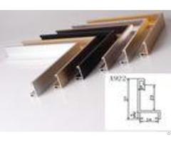 Anodized Aluminum Metal Picture Frame Mouldingcustomized Long Durability