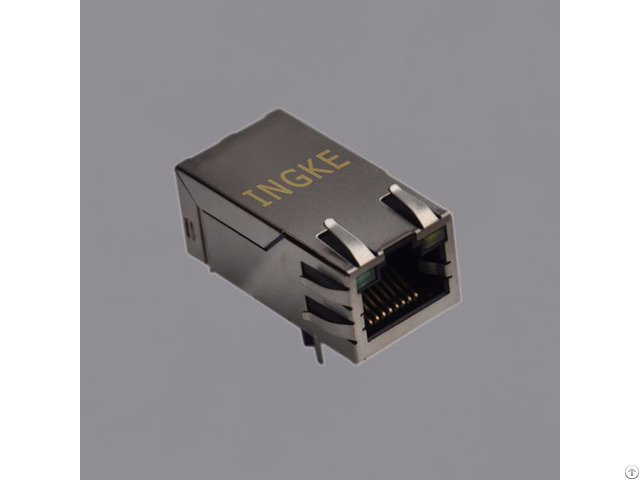 Ingke Ykgu 8809nl 100% Cross Si 51009 F Through Hole Rj45 Modular Jack Connectors