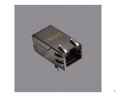 Ingke Ykgu 8809nl 100% Cross Si 51009 F Through Hole Rj45 Modular Jack Connectors