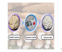 Cassava Rasper For Starch Production