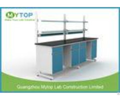 Durable Metal Physics Laboratory Furniture Work Benches For University School