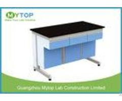C Frame University Laboratory Furniture Biology Lab Tables For Preparation Room
