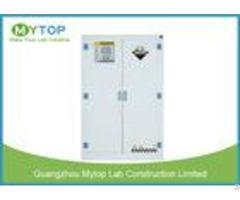 Acid And Akali Resistance Laboratory Chemical Storage Cabinet Locker With Adjustable Shelf