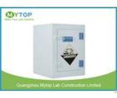 Vertical Polypropylene Laboratory Chemical Storage Cabinets With Adjustable Shelf