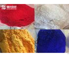 100% Nylon Flock Powder 3d 0 8mm Bright Luster Dyed With Msds Certification