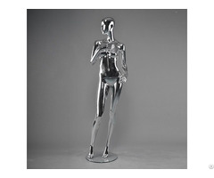 Plating Sliver Female Mannequin