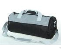 Strong Nylon Waterproof Travel Duffel Bags With Shoes Pocket 42x21x21cm