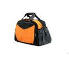 Outdoor Durable Folding Travel Duffel Bags Fashionable Orange Purple Red Blue