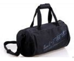 Oem Odm Small Black Nylon Waterproof Duffel Bags For Travel Sports