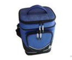 Personalized Lunch Totes Picnic Cooler Bag With Two Compartment