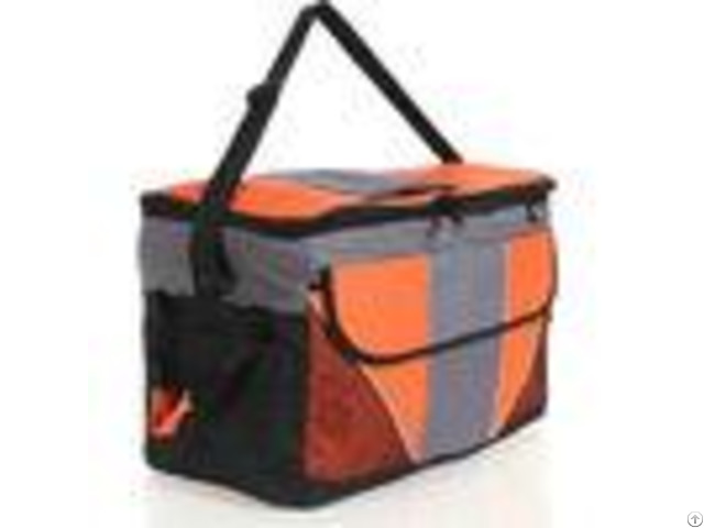 Waterproof Polyester Insulated Cooler Bags Picnic Ice Pack Lunch Bag