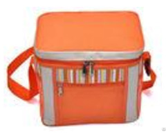 Waterproof Picnic Insulated Cooler Bags In Polyester For Food Drink